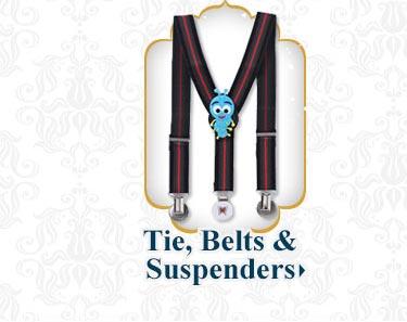 Tie, Belts & Suspenders