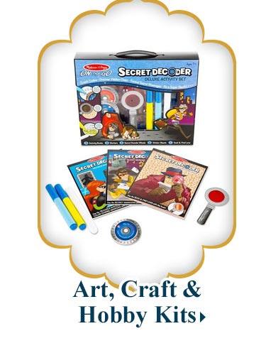 Art, Craft and Hobby kits