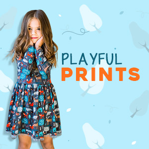 Dresses, Shirts & More | Up To 12Y