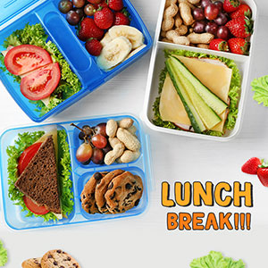 Lunch Boxes & Bags   Up To 12Y