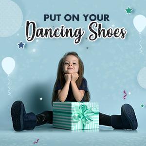 Footwear  Up to 12 Yr