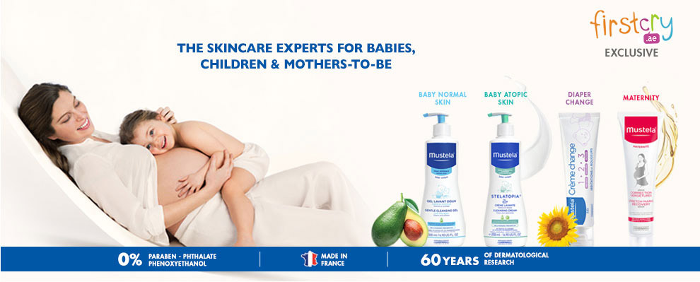 The Skincare Experts for Babies,Children & Mothers-to-be