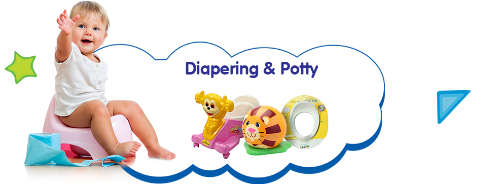 1st Step Diapering & Potty Training Products