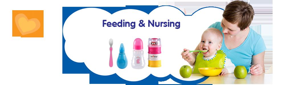 1st Step Feeding & Nursing Products