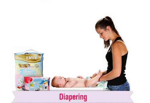 Farlin Diapering Products
