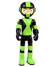 Ben 10 Giant 11 Figures XL Super size Rustbuggy Ben - Green Black