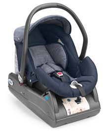Cam Navicella Coccola Carry Cot - Blue