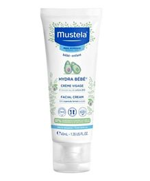 Mustela Hydra Bebe Face Cream - 40 ml