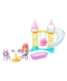 Barbie Dreamtopia Chelsea Mermaid Playset - Multicolour