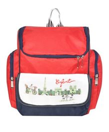 Enfant Mom BackPack - Red