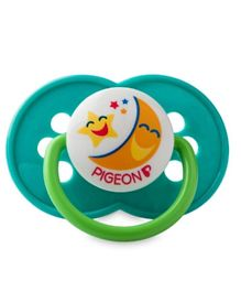 Pigeon Rubber Orthodontic Pacifier - Green