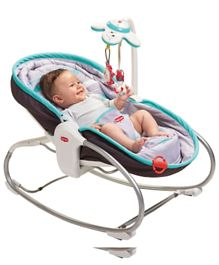Tiny Love Tl Rocker Napper Turquoise