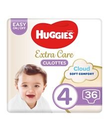 Huggies Active Baby Pant Style Diapers size 4 - 36 Pieces