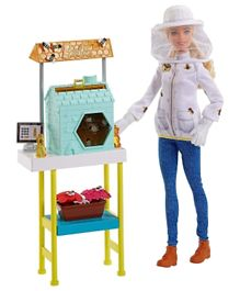 Barbie Career Beekeeper Playset Blond- Multicolour