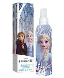 Frozen 2 Air Val Body Spray - 200 ml