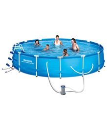 Bestway  Steel Pro Swimming Pool Set  15 Feet by  36 Inches