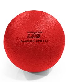 Dawson Sports Foam Dodgeball - Red
