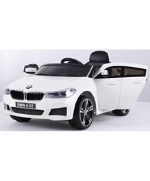 Megastar Licensed BMW 6GT Ride On - White