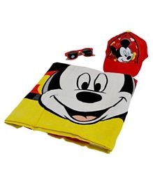 Disney Mickey Mouse Beach Set - Yellow