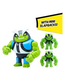 Ben 10 Slapback Action Figure - Green Blue
