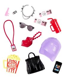 Barbie Doll Accessory Set Movie Night Premiere 2017 Cell Phonevip Pass
