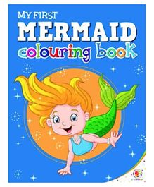 Pegasus My First Mermaid Colouring Book - English