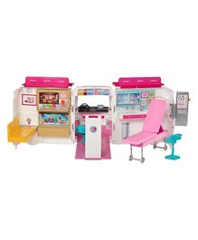Barbie Care Clinic Playset - Multi colour