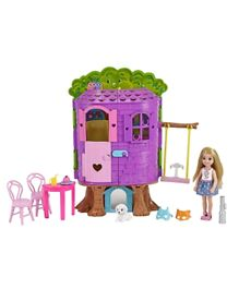 Barbie Club Chelsea Tree house - Multicolour
