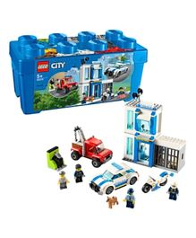 LEGO City Police Brick Box 2 In 1 Set 60270 - 301 Pieces