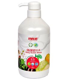 Farlin Baby Bottle Wash Liquid - 700 ml
