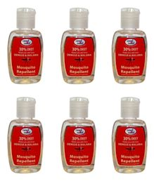 Cool & Cool  Mosquito Repellent Gel Pack of 6 - 60 ml each