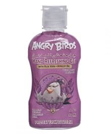 Angry Birds No Alcohol Hand Sanitizer Lavender - 60 ml