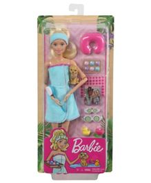 Barbie Wellness Spa Doll - 22 cm