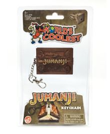 Worlds Coolest Jumanji Board Game Collectible Toy - Brown
