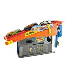 Hot Wheels - Rooftop Race Garage - Multicolor