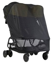 Mountain Buggy  Nano Duo Sun Cover - Black