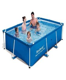 Bestway Deluxe Splash Frame Pool Blue - 9 Feet by 25 Inches