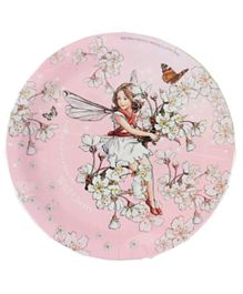 Talking Tables Flower Fairies Party Plates Pack of 8 - Pink