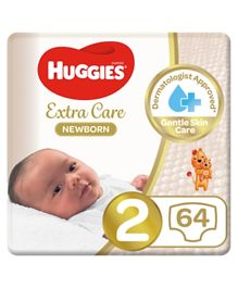 Huggies Diapers Value Pack - 64 Pieces