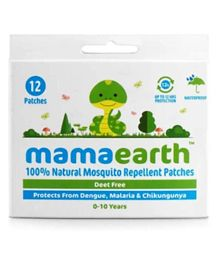 Mamaearth Mosquito Repellent Patch - Pack of 12