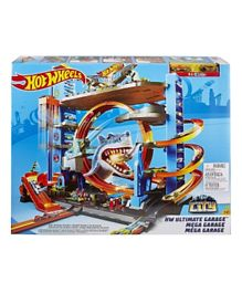 Hot Wheels Ultimate Garage - Multicolour
