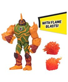 Ben 10 Hot Shot Action Figure - Multicolour