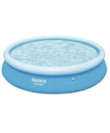 Bestway Fast Set Pool Blue - 12 Feet by 30 Inches
