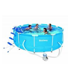 Bestway Steel Pro Frame Pool Set - 12 Feet by 39 Inches