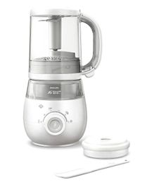 Philips Avent  4 In 1 Healthy Baby Food Maker - White