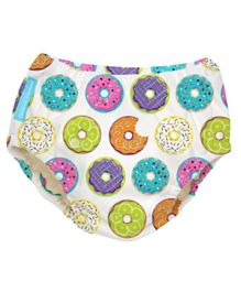Charlie Banana Reusable Swim Diaper Delicious Donuts Small - Multicolour