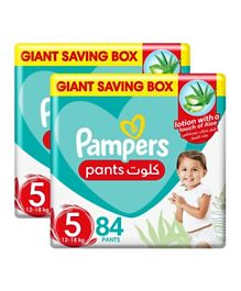 Pampers Pants Diapers Size 5 - 168 Pieces