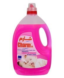 Charmm Laundry Liquid For Babies Laundry - 3 Litres