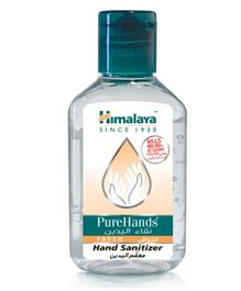 Himalaya Pure Hands Fresh Sanitizer - 50 ml