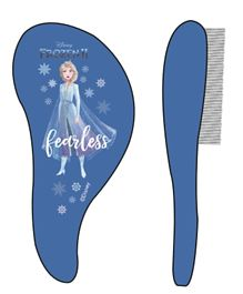 Disney Frozen II  Hair Brush -  Blue